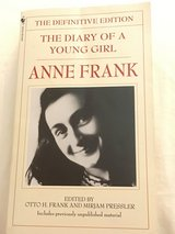 Diary of a Young Girl Anne Frank -The Definitive Edition in Okinawa, Japan