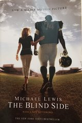 The Blind Side (paperback book) in Okinawa, Japan