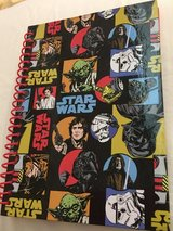 Star Wars small notebook in Okinawa, Japan