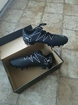 Brand New (In box) Under Armor Nitro Cleats in Pensacola, Florida