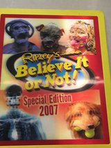 Ripley's believe it or not special edition hardcover 2007 in Okinawa, Japan