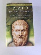 six great dialogues by plato/ jowett, benjamin (trn) in Joliet, Illinois