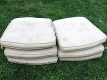 4 Chair Cushions in Oswego, Illinois
