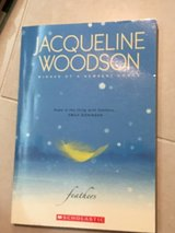 Feathers paperback in Okinawa, Japan
