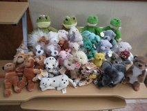 NEW- Plush Animals in Fort Bliss, Texas