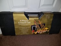 New / Baden Champions Deluxe 6 Player Complete Croquet Set in Fort Campbell, Kentucky
