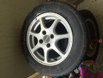 TOYO tires in new condition 175/65R14 in Okinawa, Japan