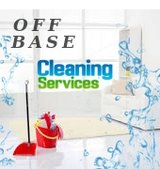 Off Base House Cleaning in Okinawa, Japan