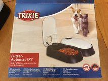 Trixie TX2 timer pet feeder with two cool packs. in Lakenheath, UK