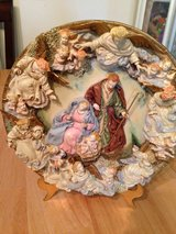 """Franklin Mint Collectible """"The Nativity"""" Plate in Quantico, Virginia"""