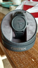 Citizen watch in Fort Carson, Colorado