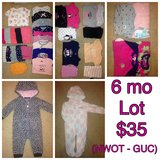 Baby Girl 6 to 12 mo lots in Tacoma, Washington