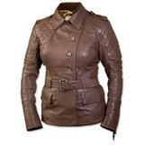 Roland Sands Oxford Womens Leathers Jacket in Fort Knox, Kentucky