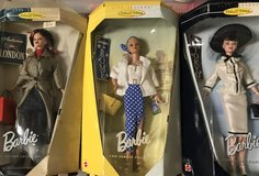 Barbie 1990's Seasons Collections in Vacaville, California