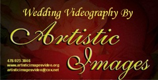 Wedding Videographer - Artistic Images Video Productions 478-396-0463 in Perry, Georgia