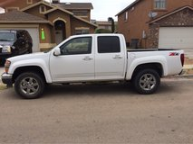 2012 Z71 Chevy Colorado in Fort Bliss, Texas