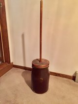 Butter Churn in Joliet, Illinois