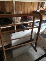blanket rack, all wood in Baytown, Texas
