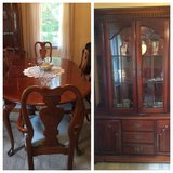 Dining table and China cabinet in Cochran, Georgia