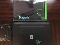 ALIENWARE 15 GAMING LAPTOP WITH, PAD/MAMBA GAMING MOUSE/PELICAN CASE in Grafenwoehr, GE