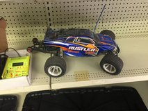 Adult RC car and big box of parts in Fort Polk, Louisiana