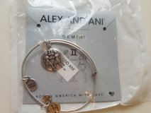 Alex and Ani Gemini Bracelet in Travis AFB, California