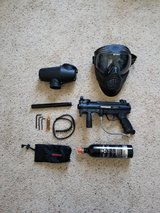 Tippman A-5 Paintball Gun Bundle in Camp Lejeune, North Carolina