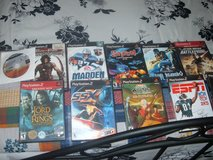 PLAYSTATION 2/ 11 GAMES in Sacramento, California