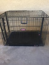 Price reduced! Ultra Strong Kong space saving  double door crate-intermediate in Yucca Valley, California