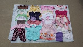 Baby Girl Clothing NB-12 months in Oceanside, California