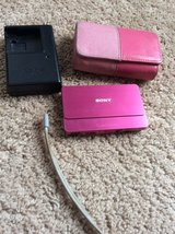 Sony Cybershot Camera, case, charger in Fort Campbell, Kentucky