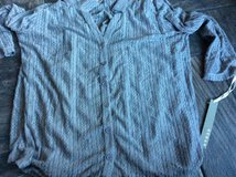 NWT. Large see thru blouse in Chicago, Illinois