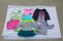 Baby girl clothes 18m-2T in Oceanside, California