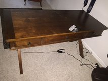 Ashley Executive hardwood desk in Fort Knox, Kentucky
