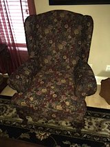Vintage Wingback chair in Fort Knox, Kentucky