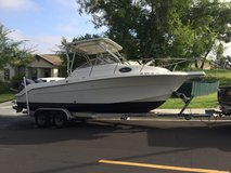 2000 Wellcraft Coastal 230 fishing boat in Oceanside, California