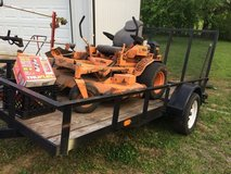 Wanted riding mowers & utility trailers in Fort Knox, Kentucky