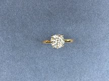 1 1/2 Carat Diamond Solitare in Mounting in Fort Campbell, Kentucky