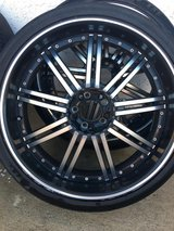 22 inch rims in Barstow, California