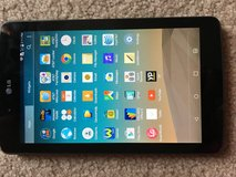 LG G pad 7.0 Lte AT&T wifi + 4G 16 gb in Chicago, Illinois
