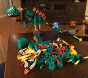 K'Nex Dinosaur Model Set in Wheaton, Illinois