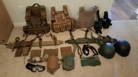 Huge Airsoft Gear Sale in Bellaire, Texas