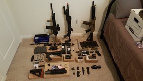 Huge Airsoft Sale in Bellaire, Texas
