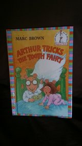 Arthur tricks the tooth fairy in Okinawa, Japan