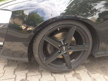 Rims for a car in Wiesbaden, GE