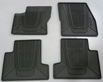 Ford Escape or Kuga Factory all weather rubber floor mats plus back mat in Ramstein, Germany