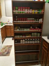 Kitchen Cluttered? Spice Rack is YOUR Answer in Okinawa, Japan