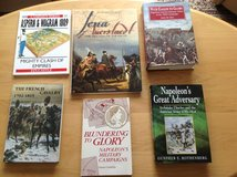 Napoleonic History Books in Ramstein, Germany
