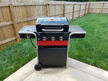 Char-Broil Gas2Coal Dual-Function Combo Grill in Fort Campbell, Kentucky