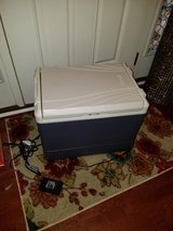 Coleman 40 Gallon / Car Adaptor / Electric Cooler in Clarksville, Tennessee